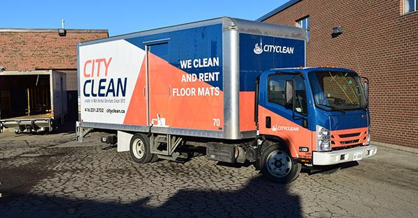 City Clean Truck